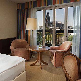 Superior rooms | Maritim Hotel Köln